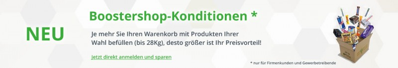 Boostershop-Konditionen