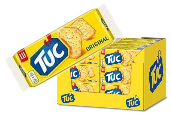 TUC Cracker Original 24x 100g