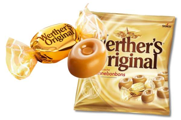 Werthers Original Bonbons 15x 120g